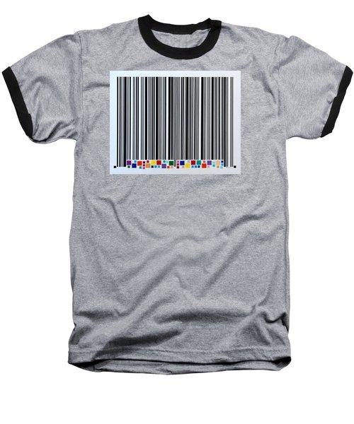 Sharing Baseball T-Shirt by Thomas Gronowski
