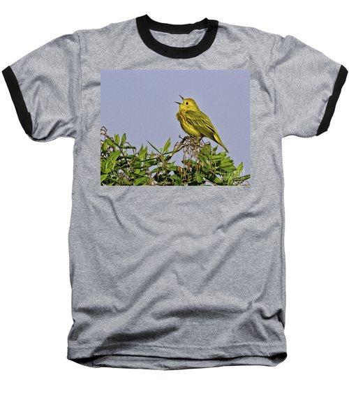 Singing Baseball T-Shirt