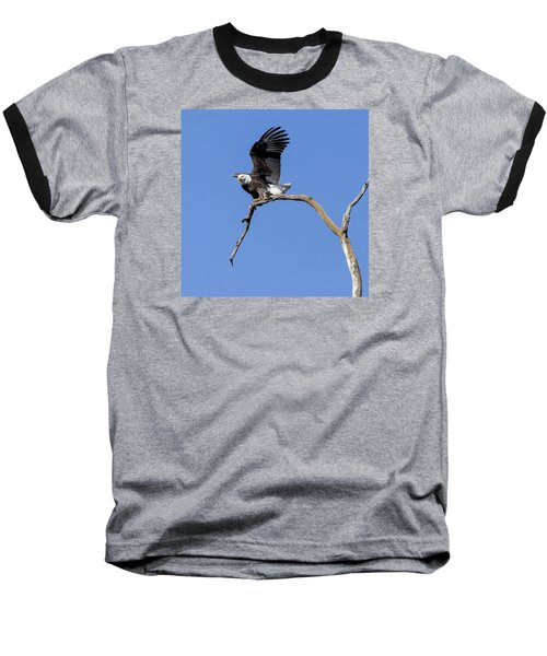 Smooth Landing 4 Baseball T-Shirt