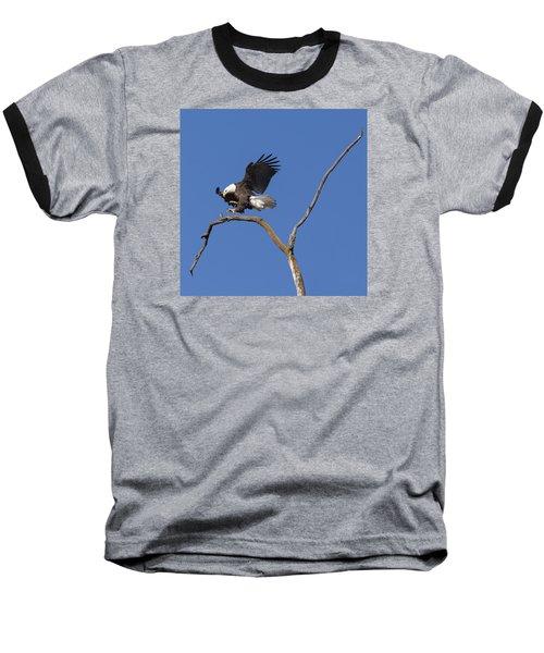 Smooth Landing 5 Baseball T-Shirt