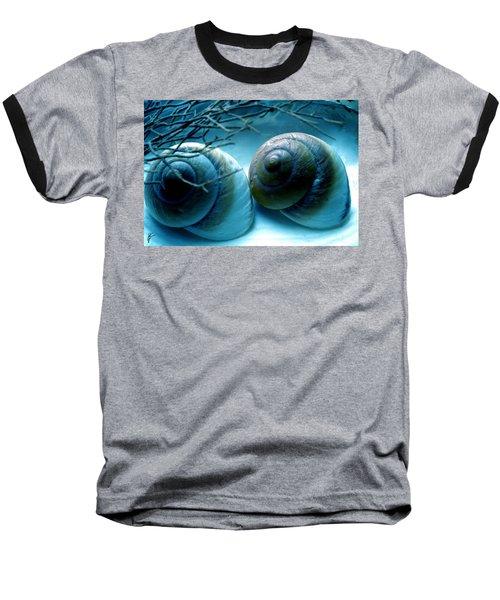 Snail Joy  Baseball T-Shirt