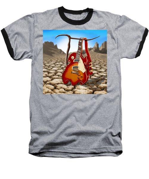 Soft Guitar II Baseball T-Shirt
