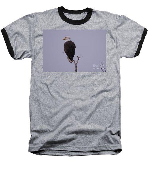 Solo  Bald Eagle Baseball T-Shirt