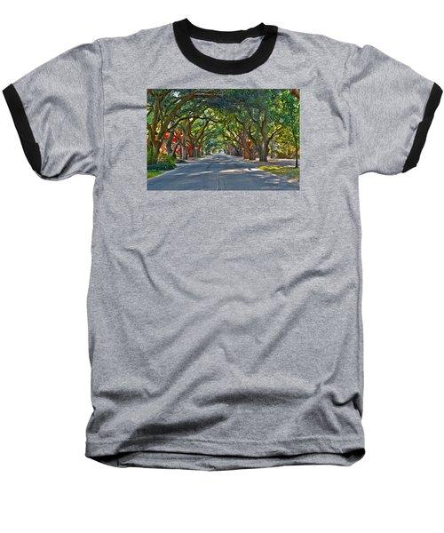 South Boundary Baseball T-Shirt