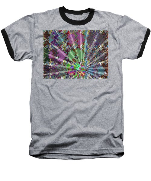 Sparkle Focus Graphic Chakra Mandala By Navinjoshi At Fineartamerica.com Fineart Posters N Pod Gifts Baseball T-Shirt