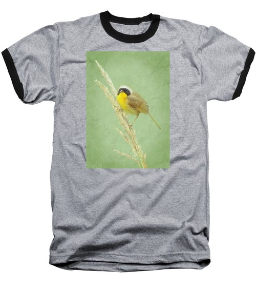 Baseball T-Shirt featuring the digital art Spring In The Marsh by I'ina Van Lawick