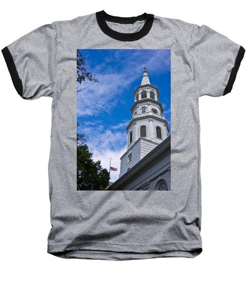 St. Michael's Episcopal Baseball T-Shirt