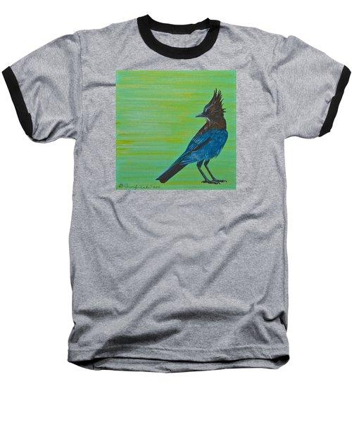 Stellar Jay Baseball T-Shirt
