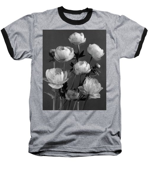 Still Life Of Flowers Baseball T-Shirt
