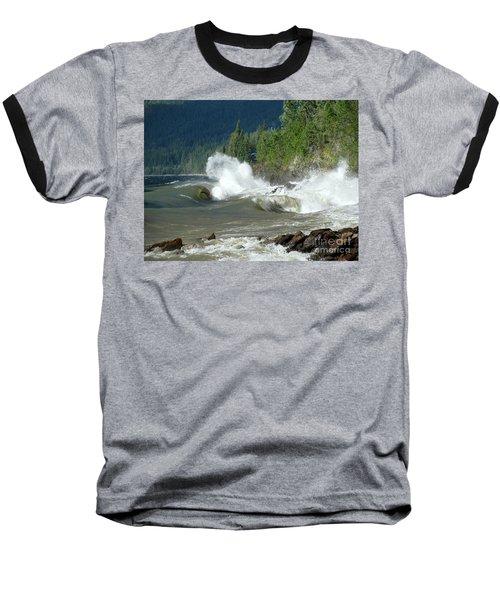 Stormy Lake Baseball T-Shirt
