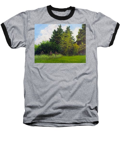 Summer Baseball T-Shirt by Jeanette Jarmon