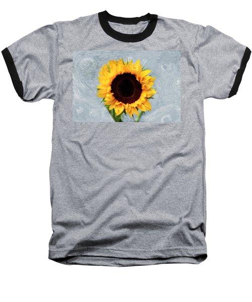 Baseball T-Shirt featuring the photograph Sunflower by Bill Howard