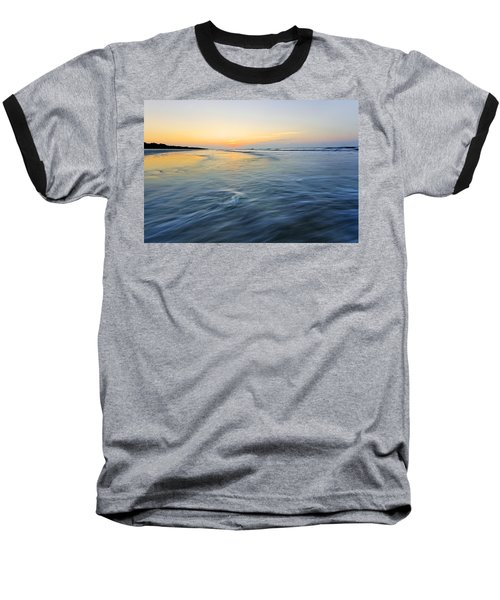 Sunrise On Hilton Head Island Baseball T-Shirt