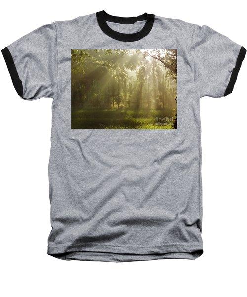 Sunshine Morning Baseball T-Shirt