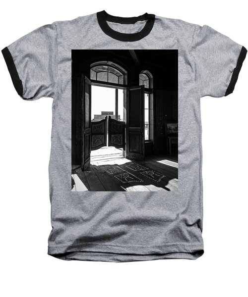 Swinging Doors Baseball T-Shirt