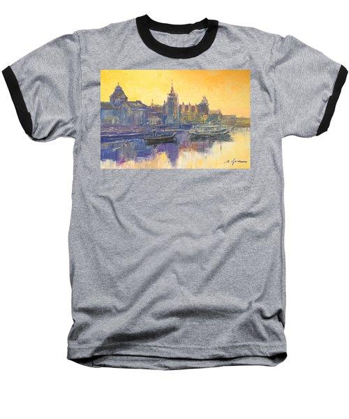 Szczecin - Poland Baseball T-Shirt