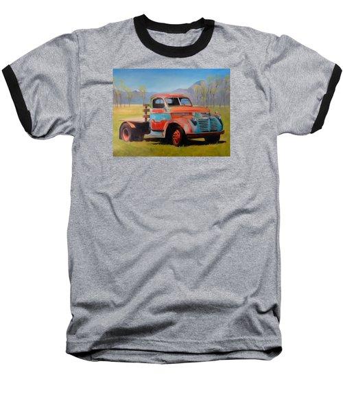 Taos Truck Baseball T-Shirt