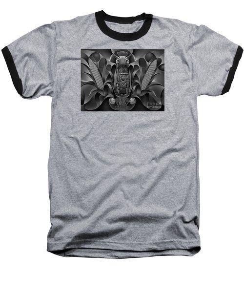 Tapestry Of Gods - Chicomecoatl Baseball T-Shirt