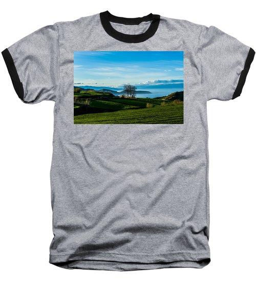 Tea Trees Baseball T-Shirt