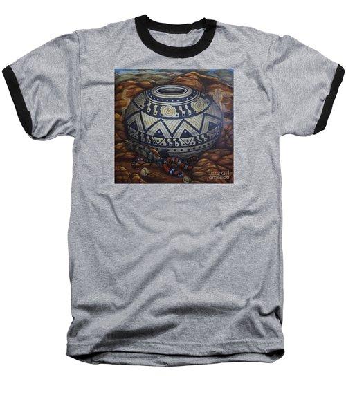 Temptations Baseball T-Shirt by Kim Jones
