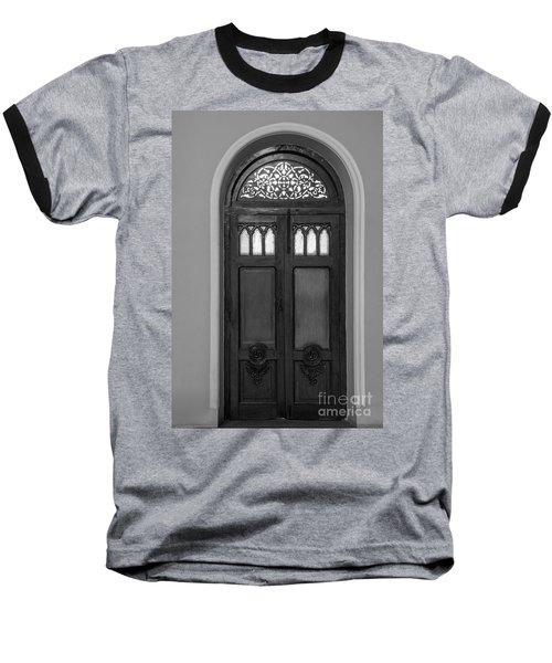 The Closed Door Baseball T-Shirt