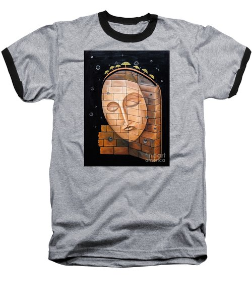 The Corner Baseball T-Shirt by Fei A