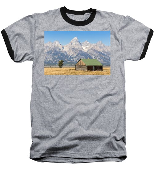 The Grand Teton Baseball T-Shirt
