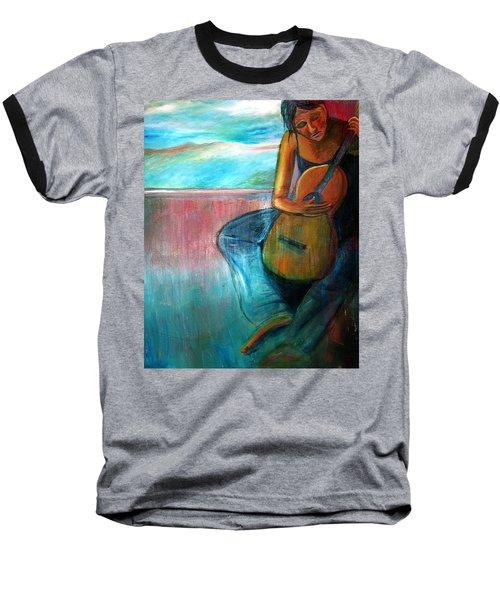 The Guitarist Baseball T-Shirt