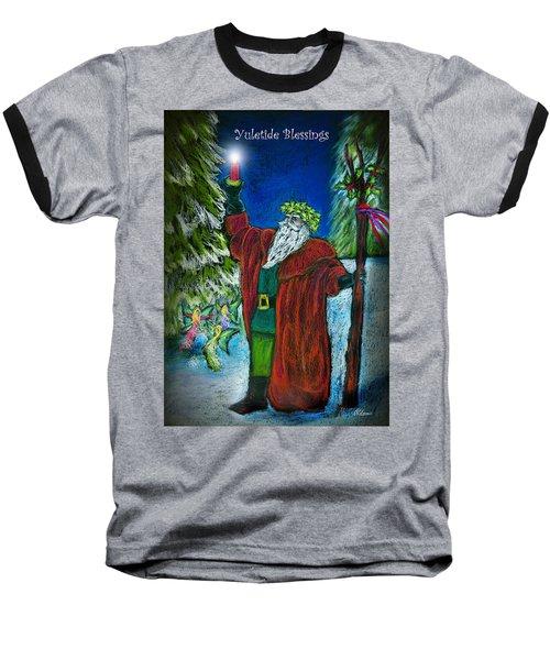 The Holly King Baseball T-Shirt