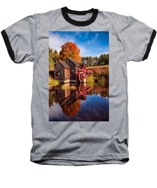 The Old Grist Mill Baseball T-Shirt