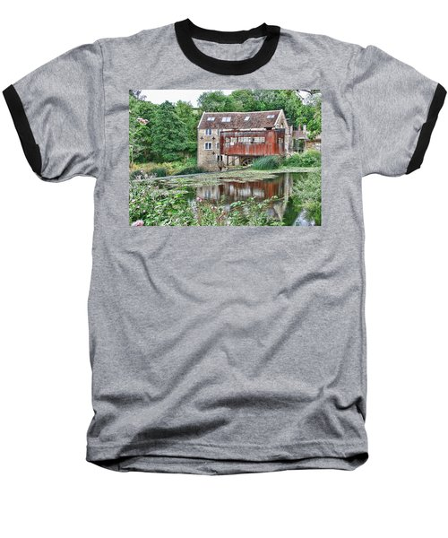 The Old Mill Avoncliff Baseball T-Shirt
