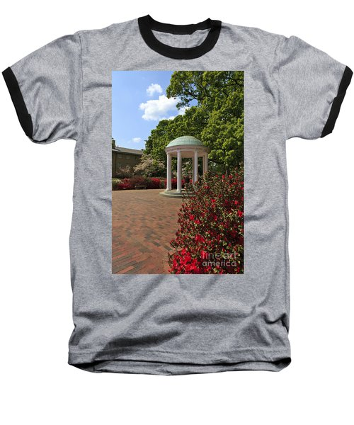 The Old Well At Chapel Hill Baseball T-Shirt