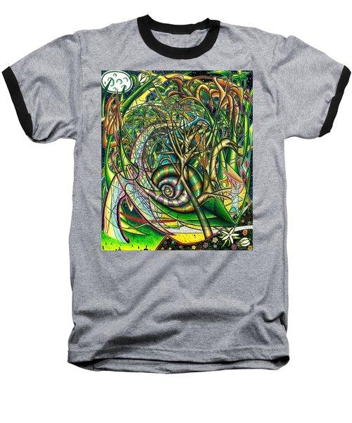 The Snail Baseball T-Shirt