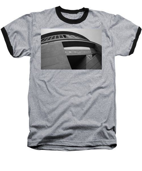 Baseball T-Shirt featuring the photograph The United States Holocaust Memorial Museum by Cora Wandel