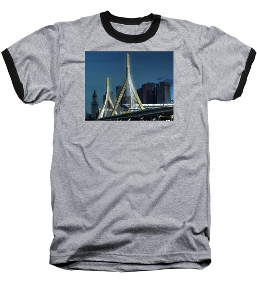 The Zakim 012 Baseball T-Shirt