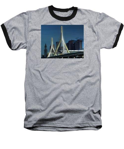 The Zakim 012 Baseball T-Shirt