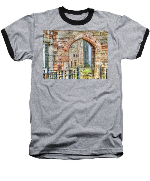 Through The Arch Baseball T-Shirt