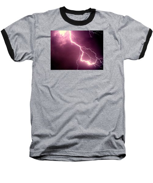Lightning Baseball T-Shirt