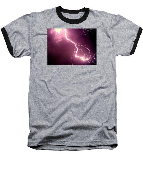 Lightning Baseball T-Shirt
