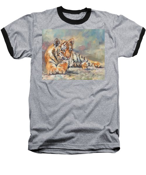 Tiger Cub Baseball T-Shirt