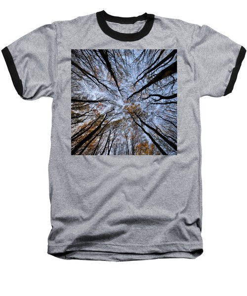 Tall Trees Baseball T-Shirt