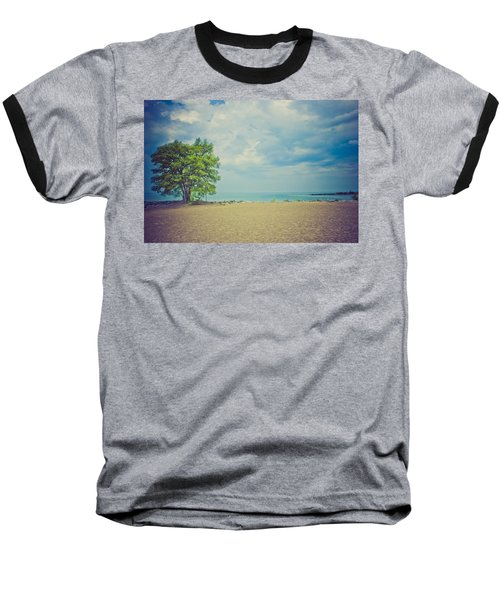 Baseball T-Shirt featuring the photograph Tranquility by Sara Frank