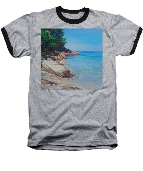 Treasure Beach Baseball T-Shirt