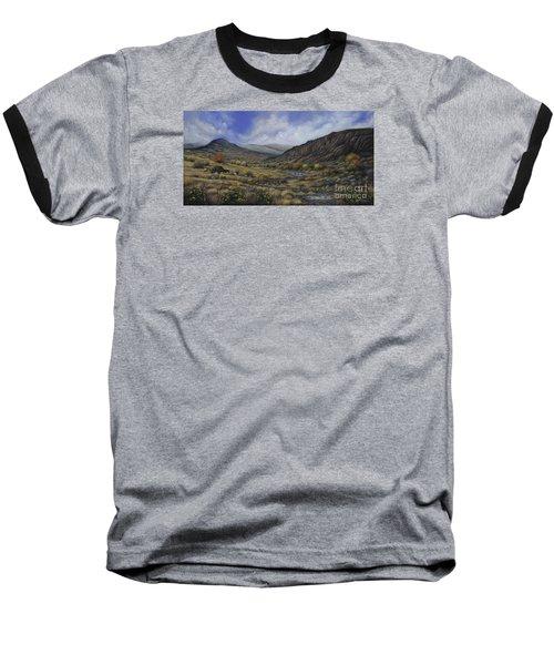 Tres Piedras Baseball T-Shirt