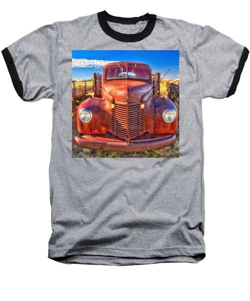 International Rust Baseball T-Shirt