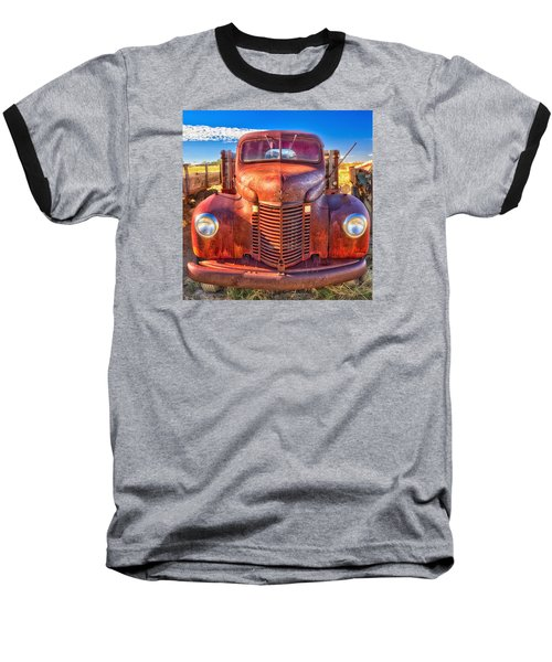 International Rust Baseball T-Shirt