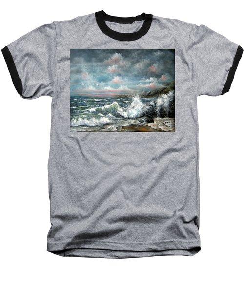 Turning Tide Baseball T-Shirt