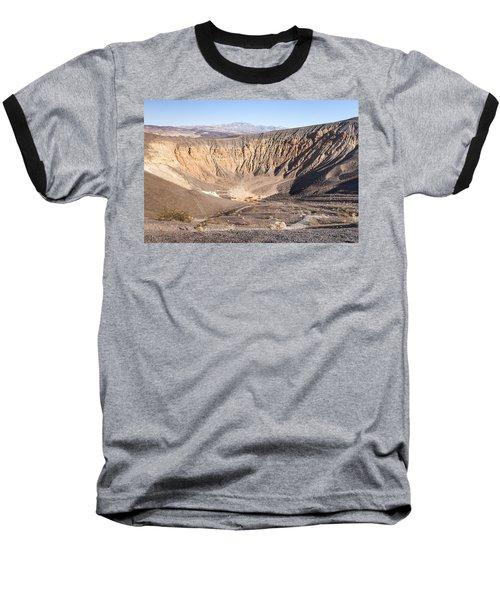 Ubehebe Crater Baseball T-Shirt