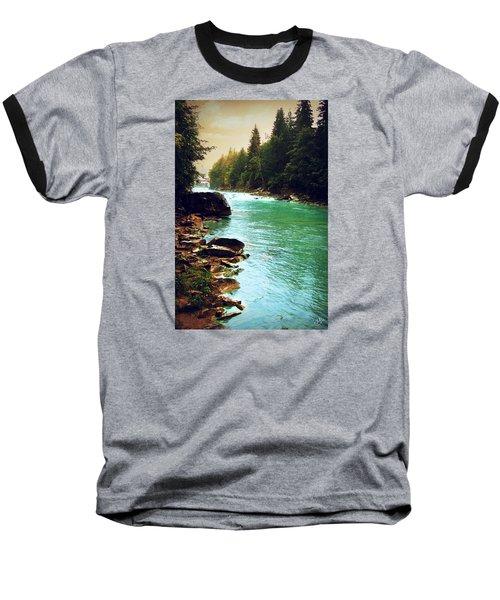 Ukrainian River Baseball T-Shirt
