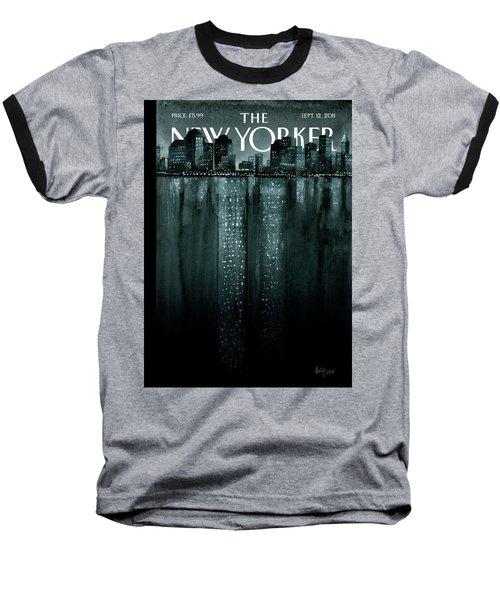 New Yorker September 12th, 2011 Baseball T-Shirt